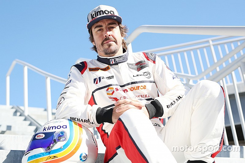 Alonso: Daytona als Testlauf für die 24 Stunden von Le Mans