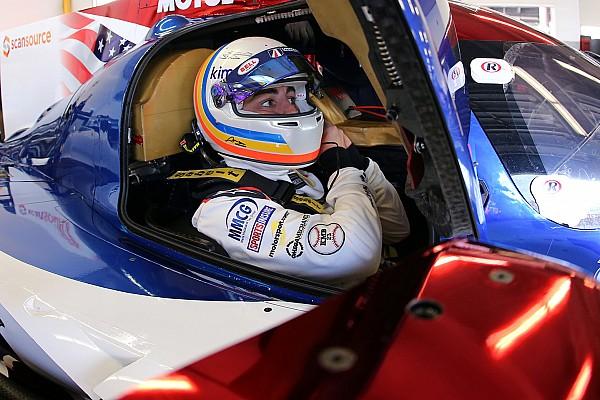 IMSA Alonso reconoce que se asustó con el fallo de frenos en Daytona