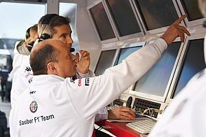 Formula 1 Intervista Vasseur: