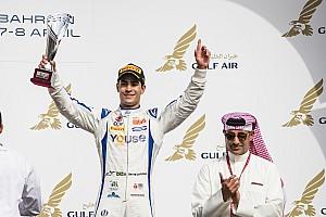 FIA F2 Últimas notícias Radar verde-amarelo: Câmara no pódio, Pietro estreia na Indy