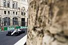 """Stroll comemora """"passo à frente"""" da Williams em Baku"""