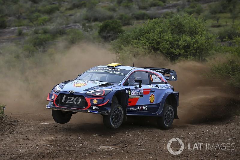 WRC Arjantin: Mikkelsen, Tanak'ın önünde lider!