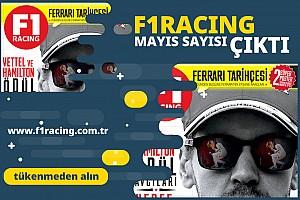 GENEL Son dakika F1 Racing'in yeni sayısında neler var?
