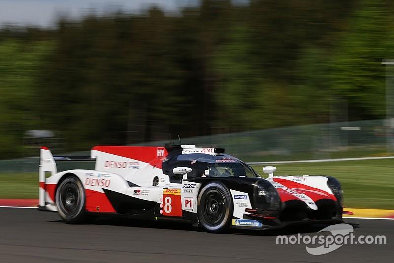 Alonso hereda la pole en Spa tras la exclusión del otro Toyota