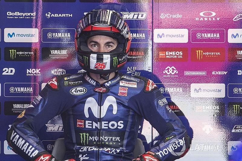 «Мне обещали борьбу за победы». Виньялес высказал претензию Yamaha