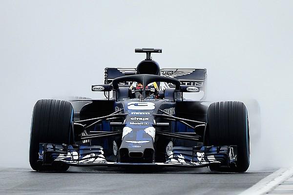F1 Noticias de última hora Ricciardo protagonizó el primer accidente del RB14
