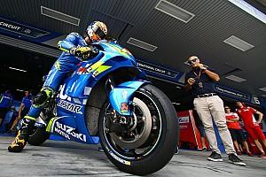 """MotoGP Noticias de última hora Rins: """"Tenemos una moto 100 veces mejor que la del año pasado"""""""