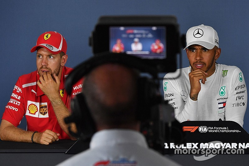"""Hamilton: """"Aproveitar GPs difíceis foi nossa principal força"""""""