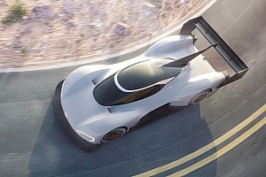 Hillclimb Actualités Volkswagen dévoile l'I.D. R Pikes Peak