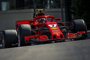 Formula 1 Son dakika Verstappen yeni turbo, Raikkonen yeni kontrol elektroniğine geçti