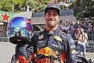 F1 摩纳哥大奖赛排位赛:里卡多无可争议摘杆位,维斯塔潘缺席