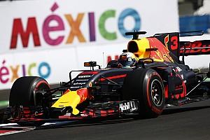 Formel 1 Reaktion Nach Bestzeit: Red Bull wittert Siegchance in Mexiko