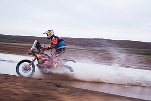 Dakar Etap raporu Dakar 2018, 11 Etap: Price en hızlı, Walkner lider