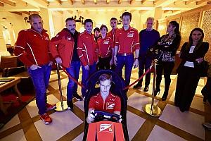 Speciale Ultime notizie Ferrari Driver Academy: la forza mentale conta quanto il talento alla guida