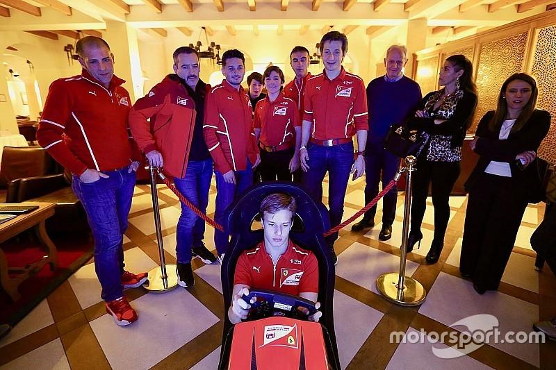 Como a Ferrari está preparando suas futuras estrelas da F1
