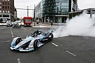 Formula E Nico Rosberg debütálása a Formula E-ben