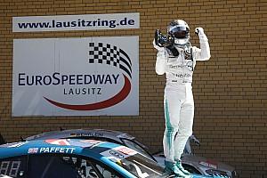 DTM Crónica de Carrera Un Paffett perfecto gana la segunda carrera del DTM en Lausitzring
