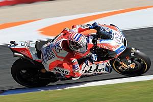 MotoGP Actualités Ducati défavorable au timing du nouveau règlement sur les tests