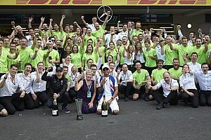 F1 Comentario Por qué los títulos de Mercedes en 2017 han sido su logro más increíble