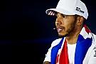 Hamilton quer negociar renovação com Mercedes em um mês