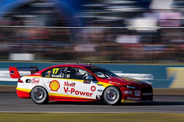 Perth Supercars: McLaughlin dominates second race