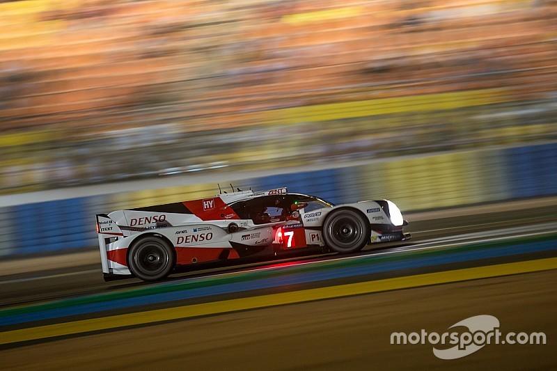 Toyota-Fahrer: Le-Mans-Pleite 2017 noch frustrierender als 2016