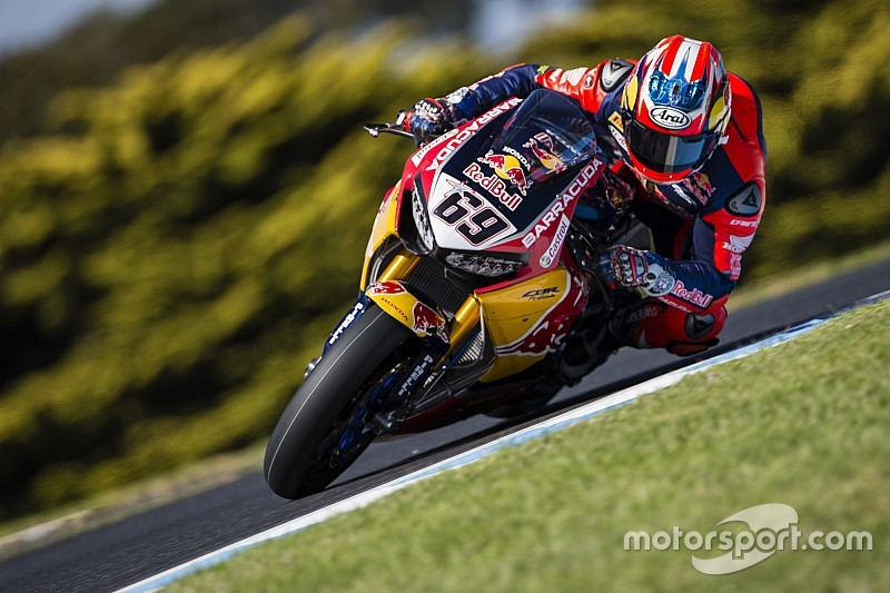 """Hayden wants to see """"new faces"""" fighting for WSBK wins"""
