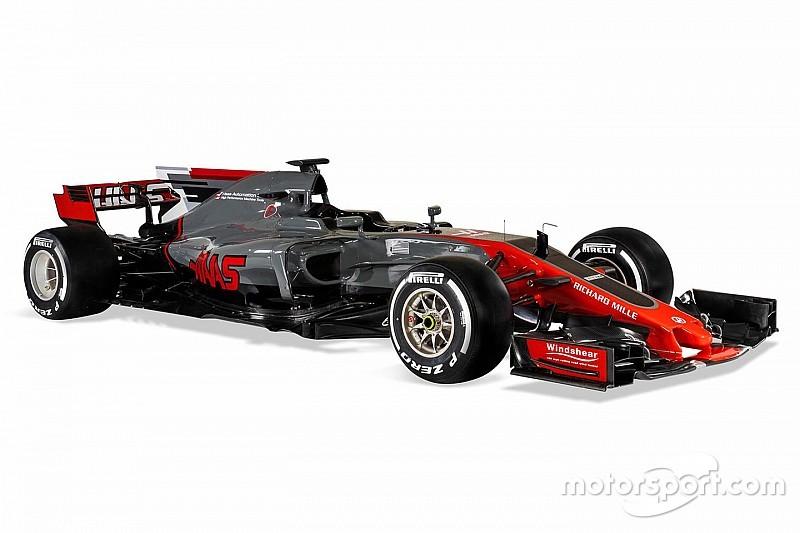 Haas F1 resmi luncurkan mobil VF-17 untuk F1 2017