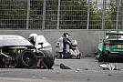 Роккенфеллер та Паффетт госпіталізовані після моторошної аварії DTM