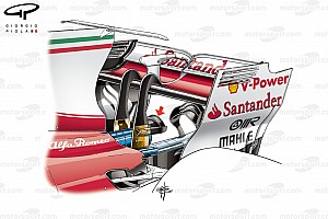 Formula 1 Analysis Tech analysis: Ferrari's double monkey seat