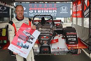 Schweizer bergrennen Rennbericht Marcel Steiner: