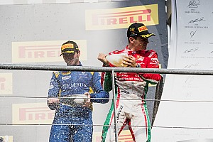 FIA F2 Breaking news Leclerc dan Rowland terkena diskualifikasi