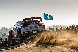 WRC Résumé d'essais Shakedown - Les Hyundai sonnent la charge