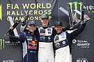 World Rallycross Belgium WRX: Kristofferson snatches win from Hansen