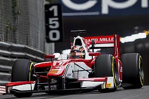 FIA F2 Qualifiche Leclerc sfiora il record e centra la pole position a Montecarlo