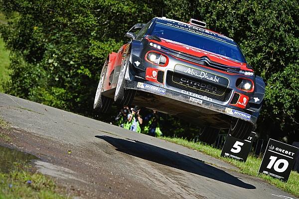 WRC Citroen yet to decide on fielding Meeke in Catalunya
