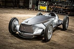 Automotive Breaking news Infiniti Prototype 9, mobil balap listrik bergaya retro