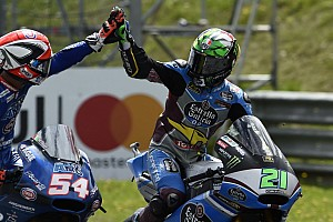 Moto2 Résumé de course Morbidelli remet les pendules à l'heure en Autriche