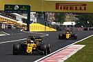 Hülkenberg Vs. Palmer: brutális különbség a Renault-nál