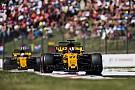 Hulkenberg alaba el paquete de actualización de Renault