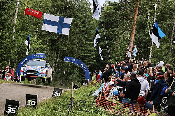 WRC News Rallye Finnland streicht berühmten Ouninpohja-Sprung