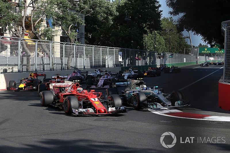 La FIA no habría actuado con la quema de aceite de no ser por los equipos