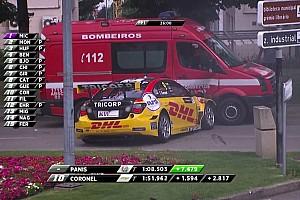 WTCC Actualités La FIA enquête sur l'accident de Coronel à Vila Real