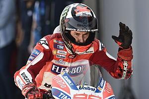 """MotoGP Noticias de última hora Lorenzo: """"Crutchlow me podía haber roto cualquier cosa"""""""