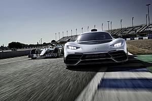 Automotive Nieuws Hier is 'ie dan: de Mercedes-AMG Project One
