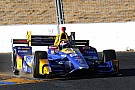 IndyCar Marco Andretti e Rossi si scambiano i sedili in vista della IndyCar 2018