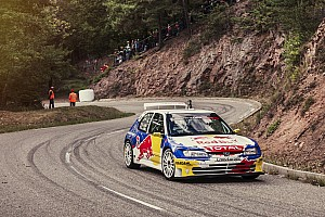 Other rally Interview Why Loeb Racing is rebuilding an iconic Peugeot