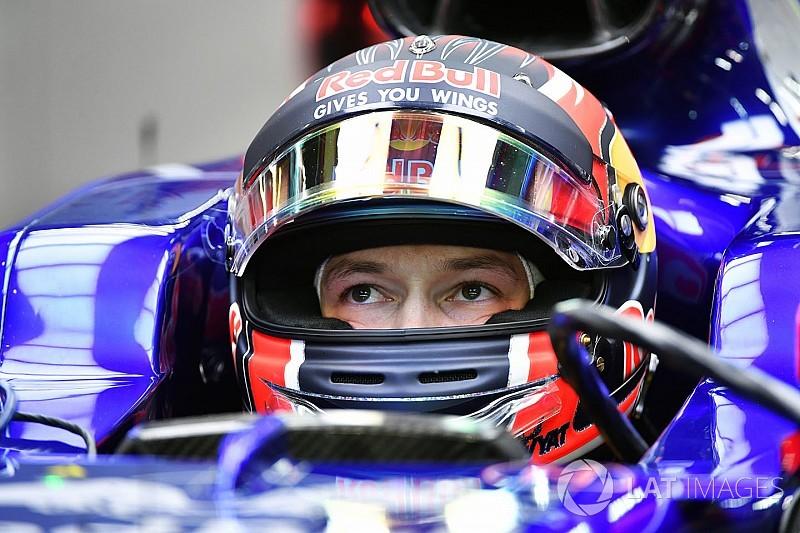 """Kvyat veut que Red Bull lui donne """"des explications"""""""