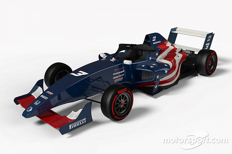 Eerste F3-bolide met halo onthuld