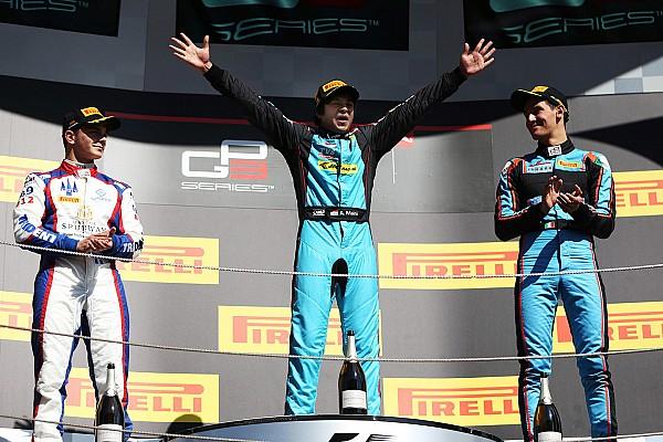 GP3 Barcelona GP3: New Haas junior Maini scores maiden win